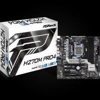 ASRock H270M-Pro4