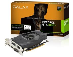 GALAX GF PGTX1050TI-OC/4GD5