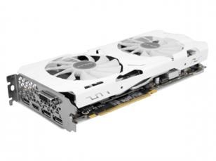 GALAX GeForce GTX1080 EXOC-SNPR WHITE