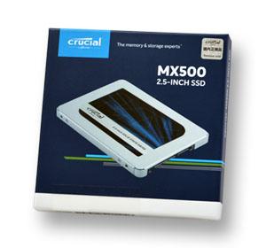 Crucial CT1000MX500SSD1  1TB