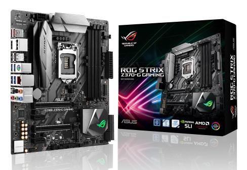 ASUS ROG STRIX Z370G GAMING