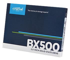 Crucial CT240BX500SSD1  240GB