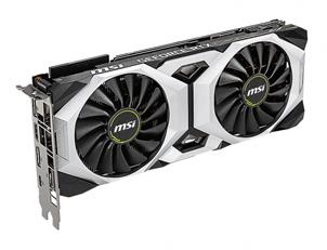 MSI GeForce RTX 2080 VENTUS 8G